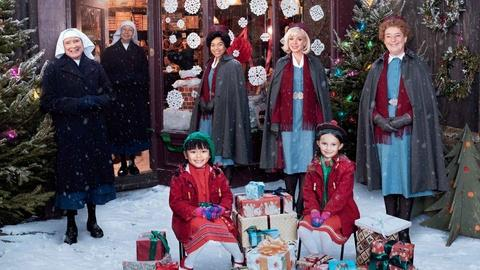 Call the Midwife -- Holiday Special 2020 Preview
