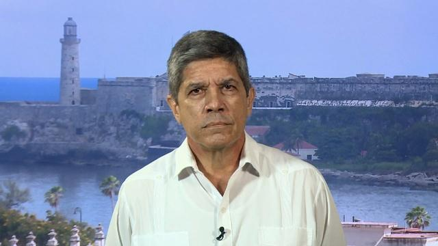 A Rare Interview with the Cuban General Dir. of U.S. Affairs