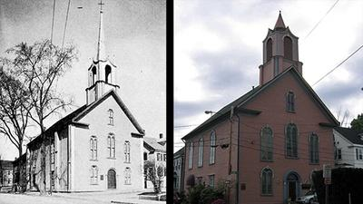 The Black Church in New Hampshire | The Pearl