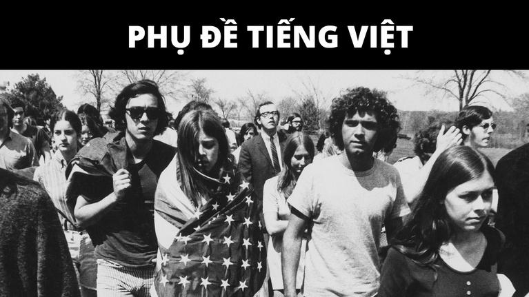 The Vietnam War | Vietnamese Subtitles: 08: The History of the World (April 1969-May 1970)-Vietnames