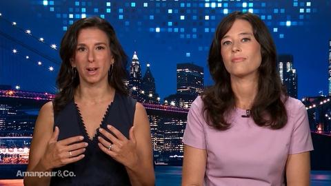"Amanpour and Company -- Jodi Kantor & Megan Twohey on Harvey Weinstein & ""She Said"""