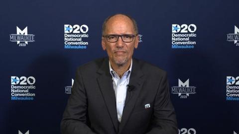 DNC Chair Tom Perez Talks Party Strategy