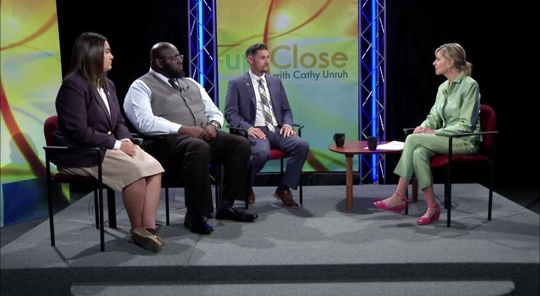 Up Close With Cathy Unruh: May 2019: Cristo Rey Tampa
