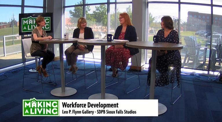 Making a Living: Workforce Development
