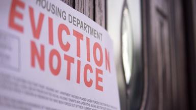 Eviction is higher among Richmond's Black, Brown residents