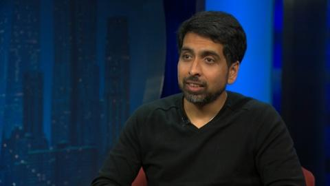 Amanpour and Company -- Khan Academy Founder Sal Khan on Wealth Inequality