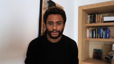"Actor Nnamdi Asomugha Discusses ""Sylvie's Love"""