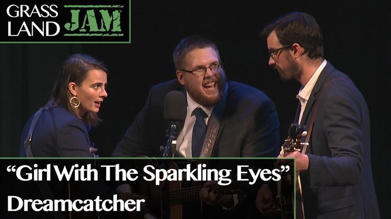 "Grassland Jam: ""Girl With The Sparkling Eyes"" Dreamcatcher"