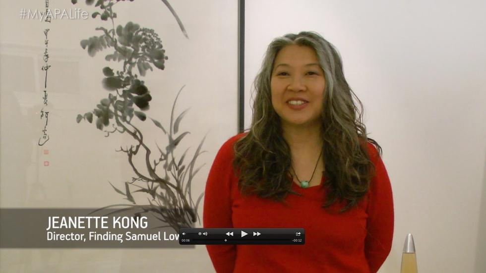 #MyAPALife with Finding Samuel Lowe's Jeanette Kong image