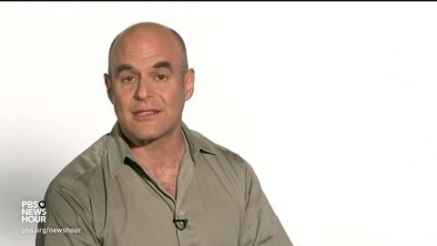 PBS NewsHour -- NPR's Peter Sagal on prioritizing time 'without input'