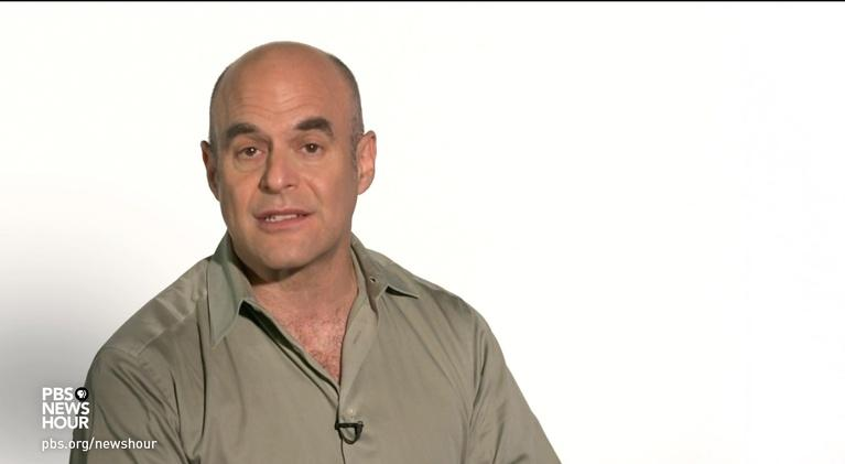 PBS NewsHour: NPR's Peter Sagal on prioritizing time 'without input'