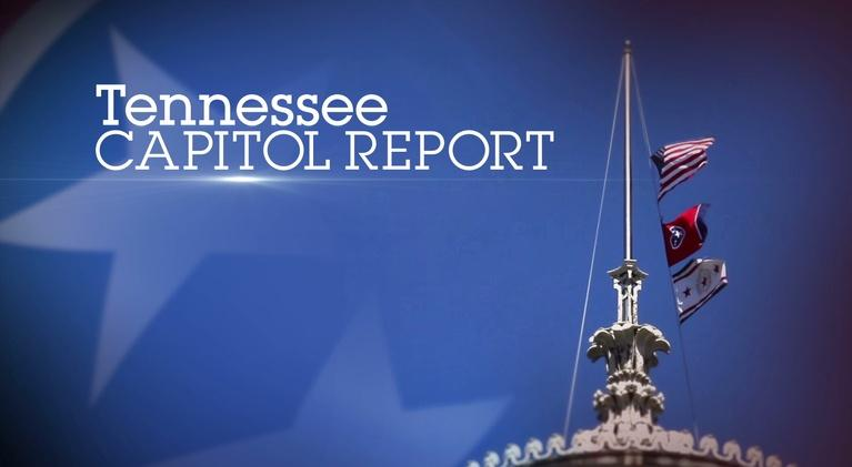 Tennessee Capitol Report: Tennessee Capitol Report - April 29, 2018