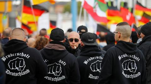 The Rise of Germany's Far Right