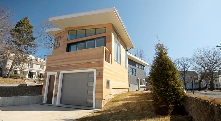 This Old House: Modern Back to the Future | Brookline Mid-century Modern