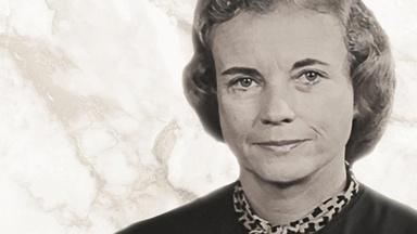Sandra Day O'Connor: First Woman on the Supreme Court