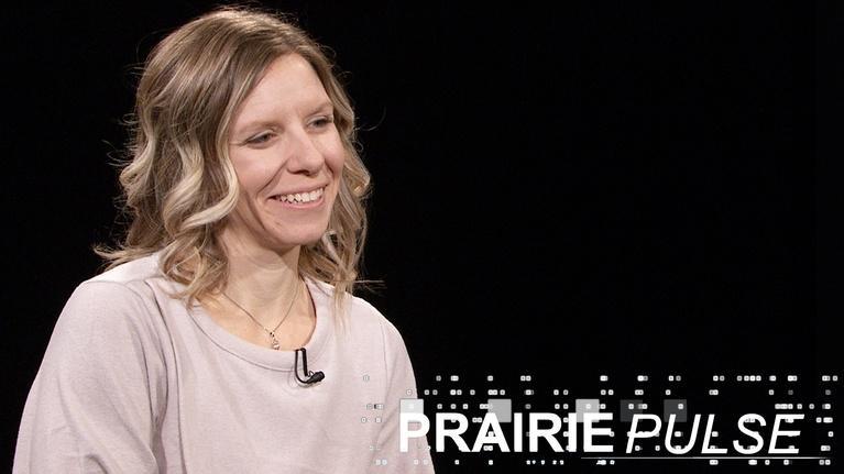 Prairie Pulse: Prairie Pulse 1715: Melissa Markegard