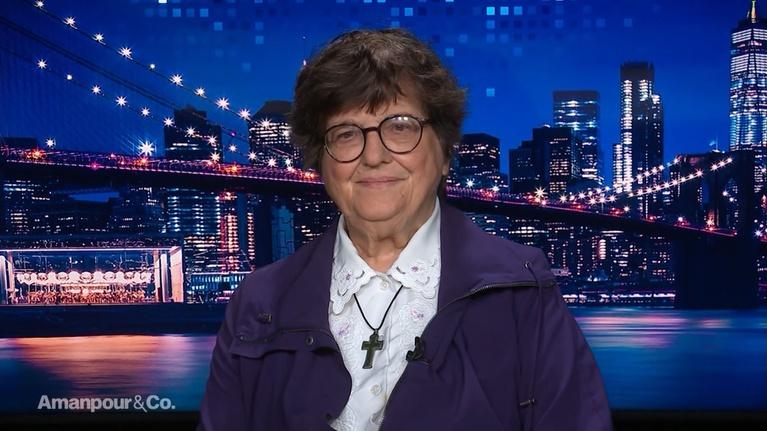 Amanpour and Company: Sister Helen Prejean on Fighting the Death Penalty
