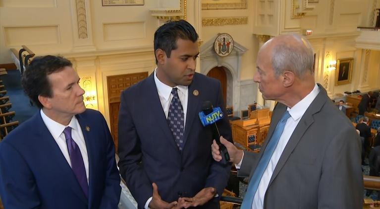 NJTV News: Republican and Democratic senators weigh in on SOTS address