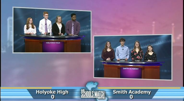 As Schools Match Wits: Holyoke High vs. Smith Academy (March 16, 2019)