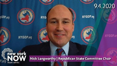 State Republican Chairman Nick Langworthy on Party Strategy