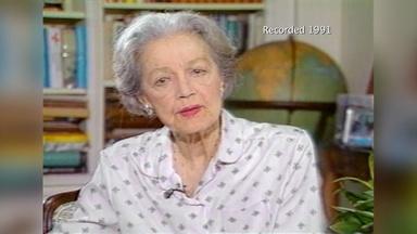 Gone But Not Forgotten: Congresswoman Millicent Fenwick