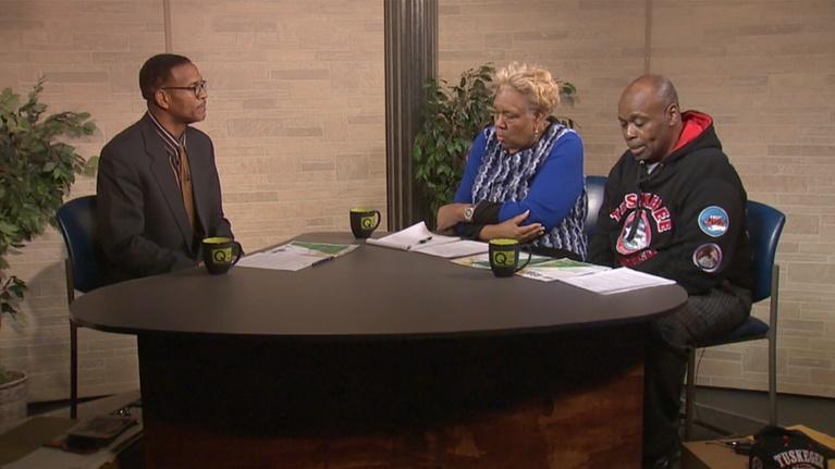 Soul Issue: Ezekiel Project, MLK Scholarship Recipients