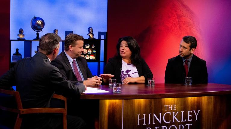 The Hinckley Report: Impeachment Process Formally Begins