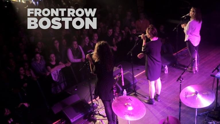 Front Row Boston: Joseph: Live at Brighton Music Hall