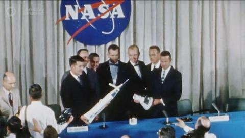 American Experience -- How NASA Sold Us a Trip to the Moon: Chasing the Moon