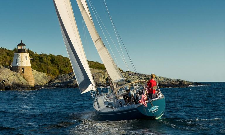 Second Wind: The Tale of a Sailor