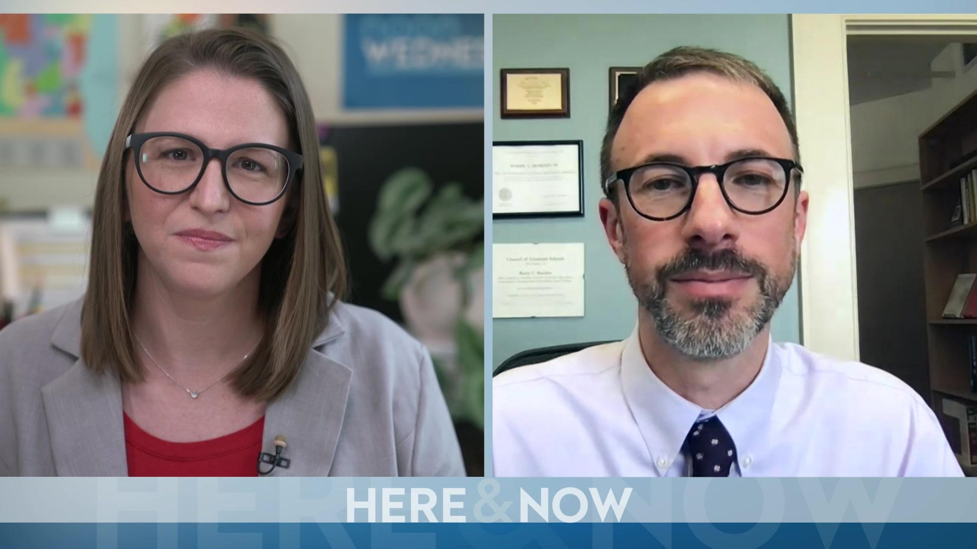Noon Wednesday: Clerks and Voters Weigh in on 2020 Election