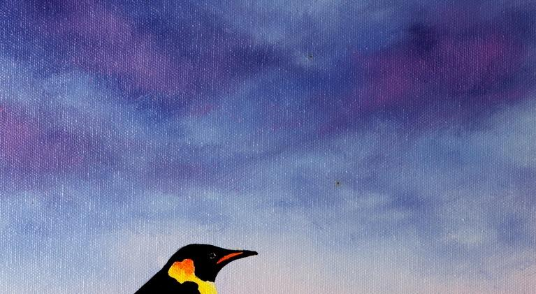"Painting with Wilson Bickford: Wilson Bickford ""Emperor Penguins"" Part 2 (Season 3)"