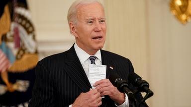 Biden to include racial equity in his infrastructure push