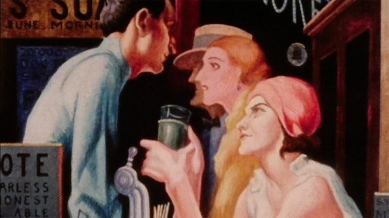 Thomas Hart Benton: Painting America