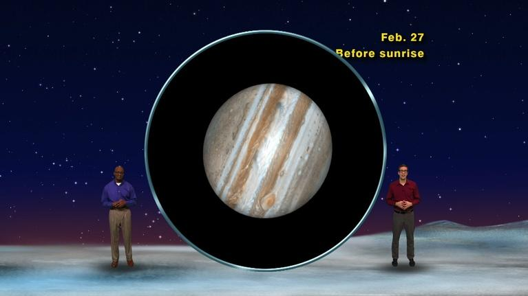 """Star Gazers: """"Brightest of the Bright"""" February 18 - Feb 24th 5 Min"""
