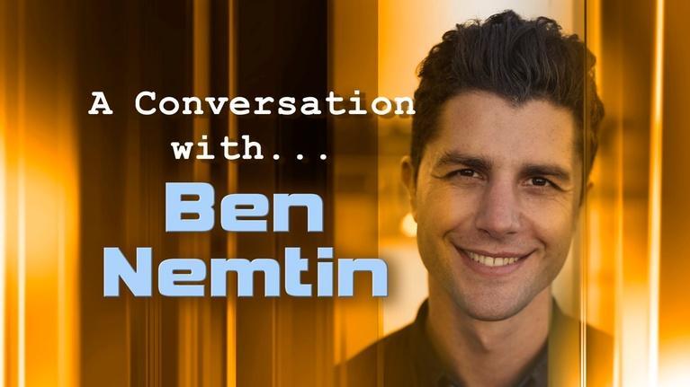 Conversation With . . .: A Conversation with Ben Nemtin