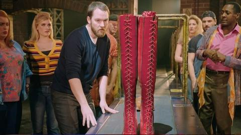 """Great Performances -- The Story Behind the Making of the """"Kinky Boots"""""""