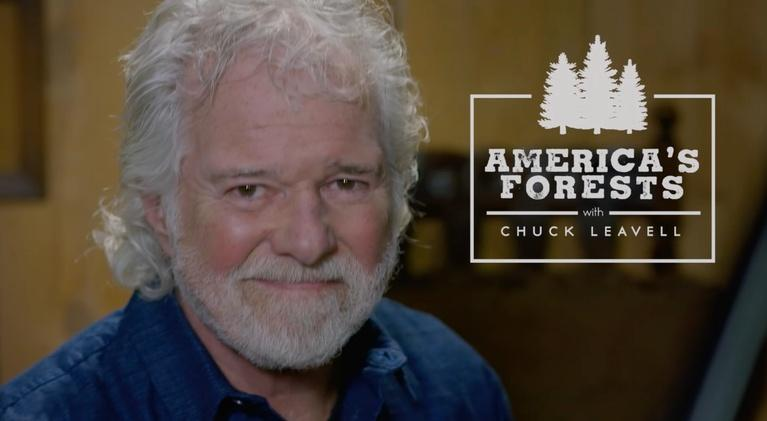 America's Forests with Chuck Leavell: America's Forests with Chuck Leavell