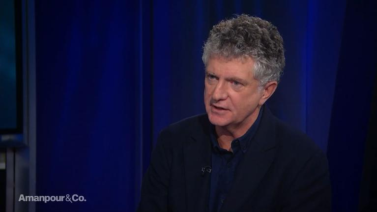 Amanpour and Company: Jonathan Powell on the New Brexit Deal