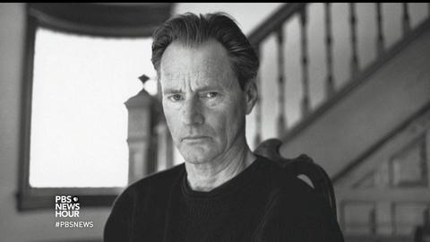 PBS NewsHour -- Sam Shepard gave voice to the drama of the heartland