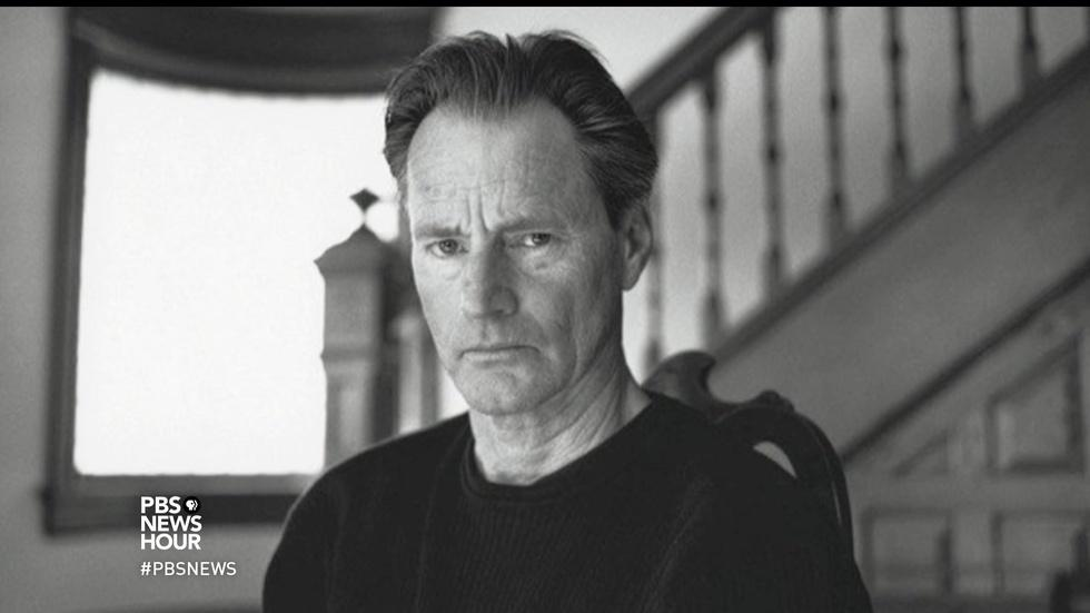Sam Shepard gave voice to the drama of the heartland image