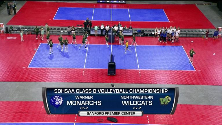 High School Activities: Class B Volleyball State Championship