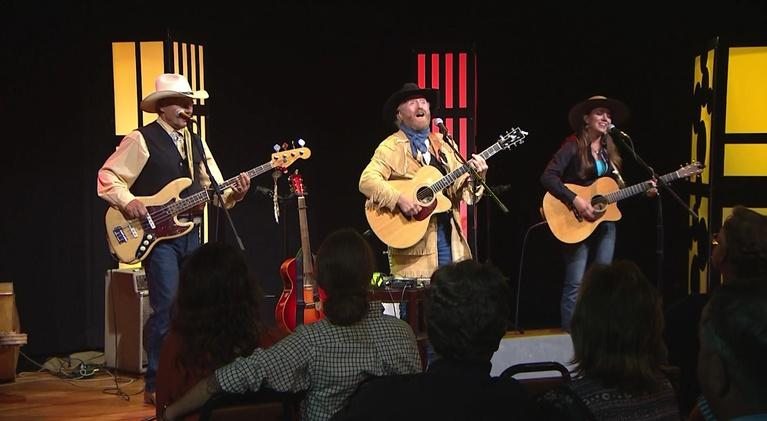 Yellow City Sounds: Yellow City Sounds Live: Michael Martin Murphey
