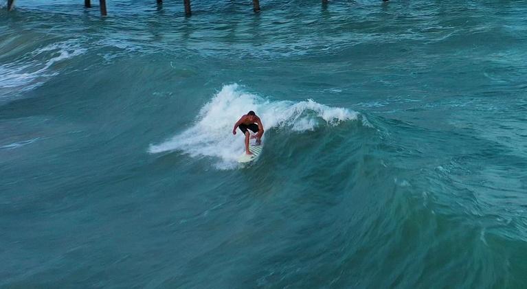 My Home, NC: Savage Surfboards