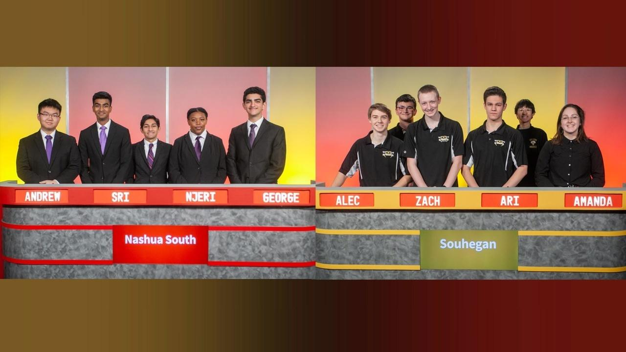 Quarterfinal Match 2 - Nashua South Vs. Souhegan