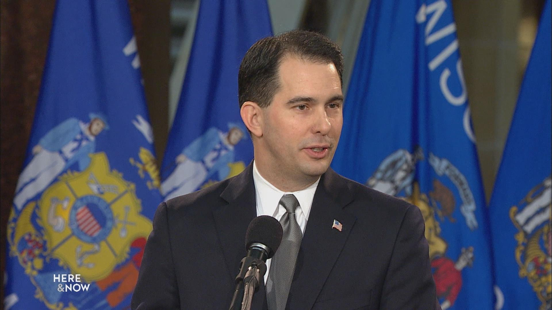 Walker's Legacy as Governor