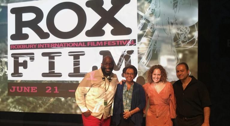 Basic Black: Roxbury Film Festival
