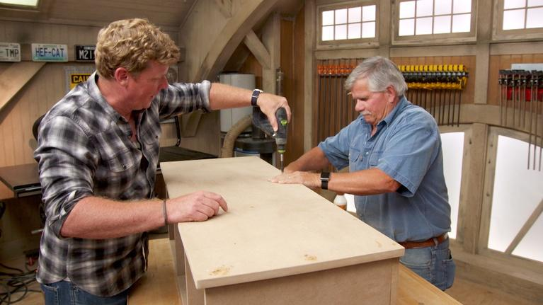 Ask This Old House: Storage Bench, Old Shower Valve | Ask TOH