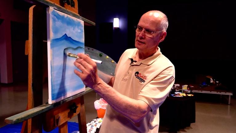 You Oughta Know: Happy Little Trees: Painting like Bob Ross