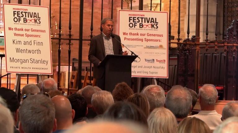 State of the Arts: Morristown Festival of Books